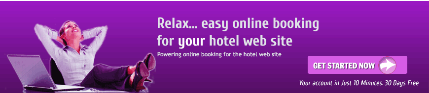 Online Hotel Booking Engine for the Hotel Web Site